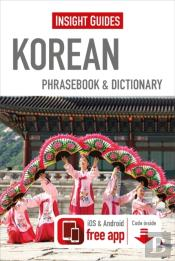Insight Guides Phrasebooks: Korean