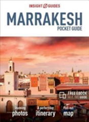 Insight Guides Pocket Marrakesh