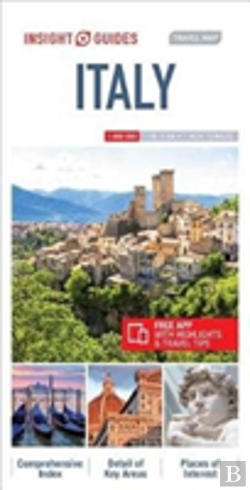 Bertrand.pt - Insight Guides Travel Map Italy