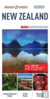 Insight Travel Map: New Zealand