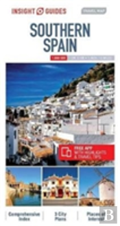Insight Travel Map Southern Spain