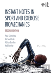 Instant Notes In Sport And Exercise Biomechanics