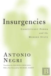 Insurgencies: Constituent Power And The Modern State