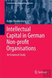 Intellectual Capital In German Non-Profit Organisations