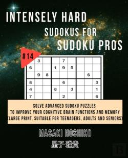 Bertrand.pt - Intensely Hard Sudokus For Sudoku Pros #14