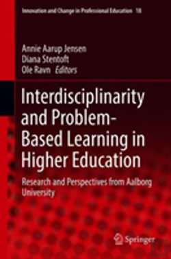 Bertrand.pt - Interdisciplinarity And Problem-Based Learning In Higher Education