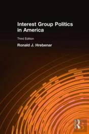 Interest Group Politics In America