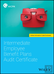 Intermediate Emloyee Benefit Plans Audit Certificate