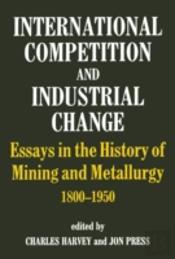 International Competition And Industrial Change