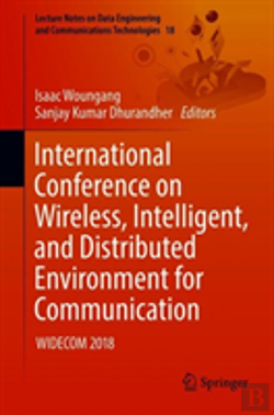 Bertrand.pt - International Conference On Wireless, Intelligent, And Distributed Environment For Communication
