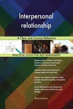 Bertrand.pt - Interpersonal Relationship A Clear And Concise Reference