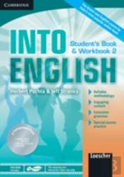 Into English Level 2 Student'S Book And Workbook With Audio Cd And Dvd-Rom Italian Edition