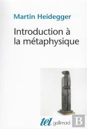 Introduction A La Metaphysique