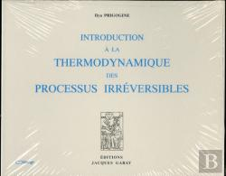 Bertrand.pt - Introduction A La Thermodynamique Des Processus Irreversibles
