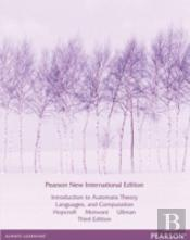 Introduction To Automata Theory, Languages, And Computation: Pearson New International Edition