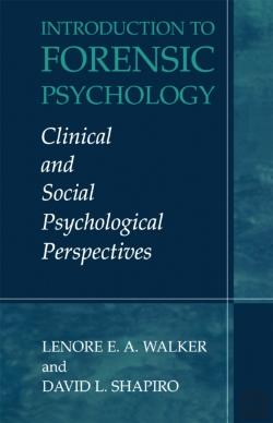 Bertrand.pt - Introduction To Forensic Psychology