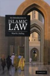 Introduction To Islamic Law