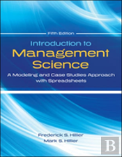 Introduction To Management Science With Student Cd And Risk Solver Platform Access Card