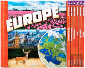 Investigating Continents Pack A Of 7