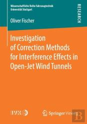Investigation Of Correction Methods For Interference Effects In Open-Jet Wind Tunnels