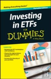 Investing In Etf For Dummies