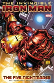 Invincible Iron Manfive Nightmares
