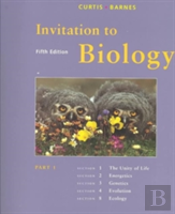 Invitation To Biologycells, Chemistry, Energetics, Genetics, Evolution And Ecology (Sections 1-4, 8)