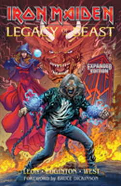 Bertrand.pt - Iron Maiden Legacy Of The Beast Expanded Edition Volume 1