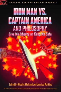 Bertrand.pt - Iron Man Vs. Captain America And Philosophy