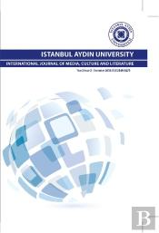 Istanbul Aydin University International Journal Of Media, Culture And Literature