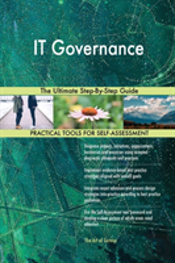 It Governance The Ultimate Step-By-Step Guide