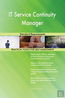 Bertrand.pt - It Service Continuity Manager Standard Requirements