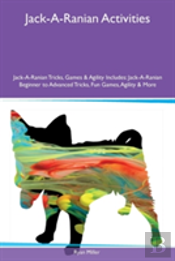 Jack-A-Ranian Activities Jack-A-Ranian Tricks, Games & Agility Includes