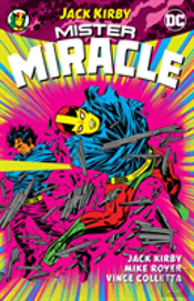 Jack Kirby'S Mister Miracle