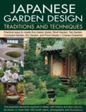 Japanese Garden Design Traditions Techni