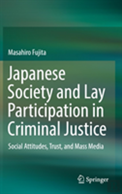 Bertrand.pt - Japanese Society And Lay Participation In Criminal Justice