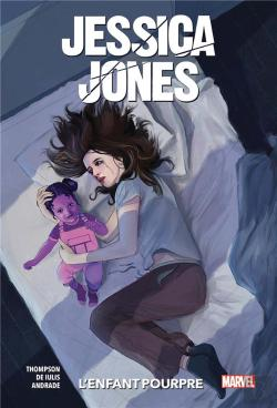 Bertrand.pt - Jessica Jones: La Fille Pourpre