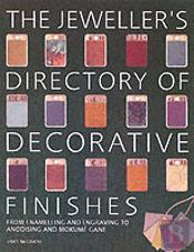 Jeweller'S Directory Of Decorative Finishes