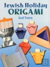 Jewish Holiday Origami
