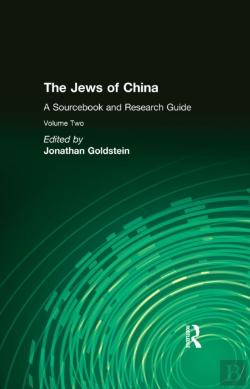 Bertrand.pt - Jews Of China: V. 2: A Sourcebook And Research Guide