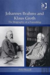 Johannes Brahms And Klaus Groth