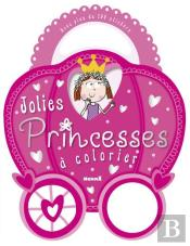 Jolies Princesses À Colorier