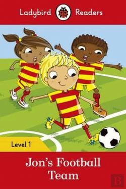 Bertrand.pt - Jon's Football Team - Ladybird Readers: Level 1