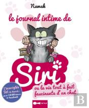 Journal Intime De Mon Chat Siri