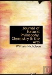 Journal Of Natural Philosophy, Chemistry
