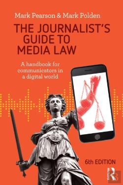 Bertrand.pt - Journalist'S Guide To Media Law