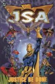 Jsa Tp Vol 01 Justice Be Done