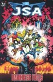 Jsa Tp Vol 02 Darkness Falls