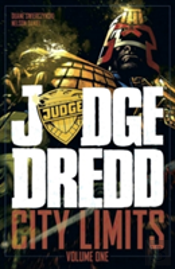 Judge Dredd: City Limits