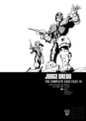 Judge Dreddcomplete Case Files